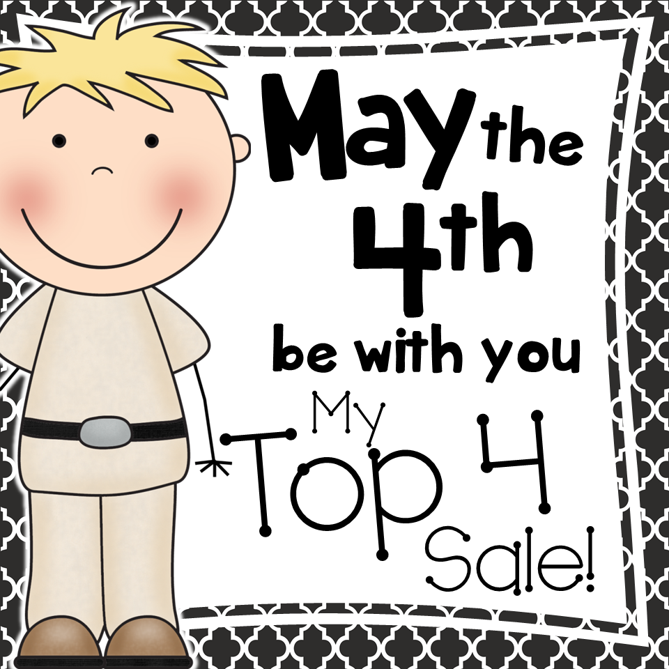 May the 4th Be With You Sale