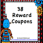 Robot Reward Cards