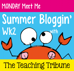 TTT Summer Bloggin Week 02-22