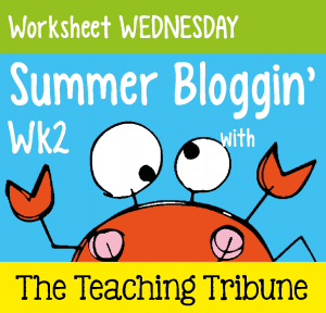 TTT Summer Bloggin Week 02-29