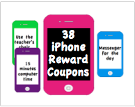 iPhone Reward Cards