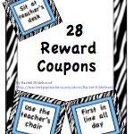 Zebra Reward Cards