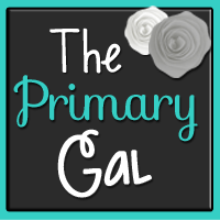 The Primary Gal Button